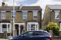 semi detached property in Lansdowne Road, London...
