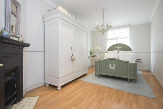 Bedroom One-