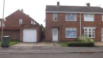 2 bedroom semi detached property to rent in Swale Close...