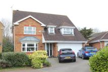 4 bed home for sale in Hall Close...