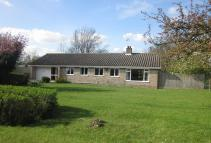 3 bedroom Detached Bungalow in Starston, Norfolk
