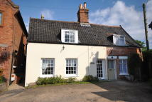 semi detached house in East Harling, Norfolk