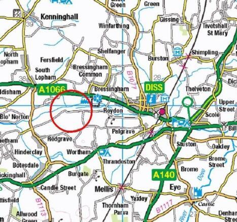 Property Prices Comparism Bury St Edmunds Norwich Ipswich