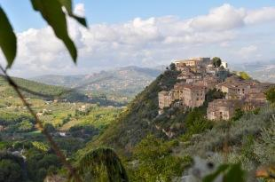 View over Arpino