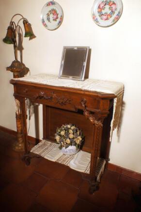 Sitting room detail