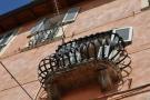 Attractive balcony