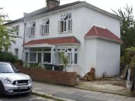 semi detached property in Florence Road...