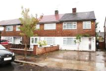 3 bedroom Terraced home to rent in Conway Crescent...