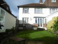 3 bed semi detached house in Mill Drive, Hove, BN3