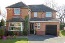 Detached home for sale in White Moss Close...