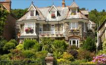10 bed Detached home in Lynton, Exmoor
