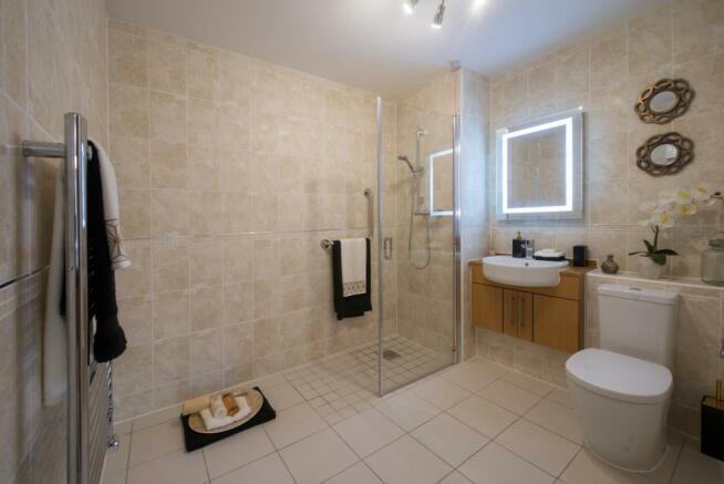 Shower Rooms & Bathr