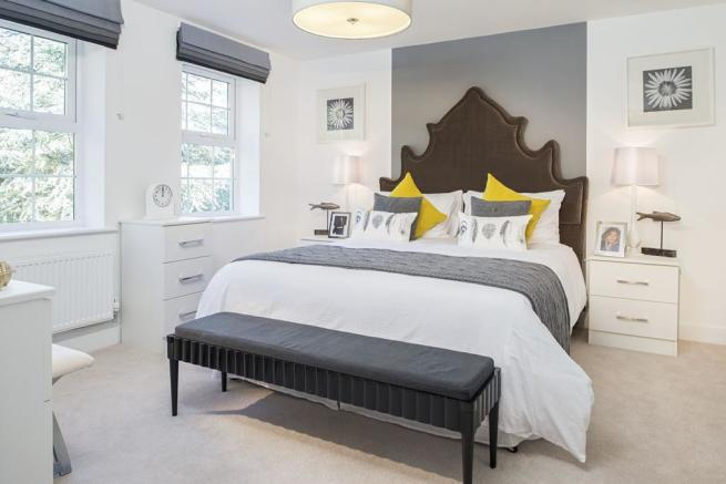 Naturally bright rooms