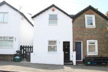 2 bed semi detached home for sale in Napier Road...