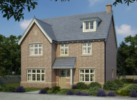 5 bed new house in Calverley Lane...