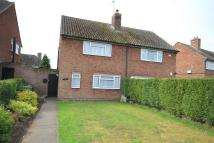 semi detached property in Sharps Drive, Whitchurch