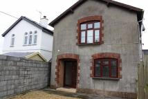 1 bed semi detached house in New Road, South Molton...