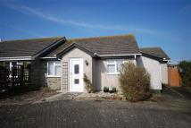 Semi-Detached Bungalow to rent in Laura Close, Tintagel...