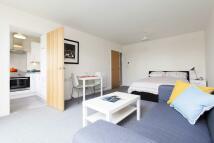 Anstey Way Studio apartment