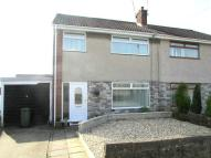 3 bed semi detached home for sale in Heol Undeb, Beddau...
