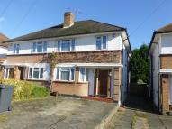 semi detached property in The Grove, Edgware...