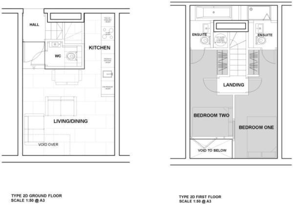 Apartment Type 2D