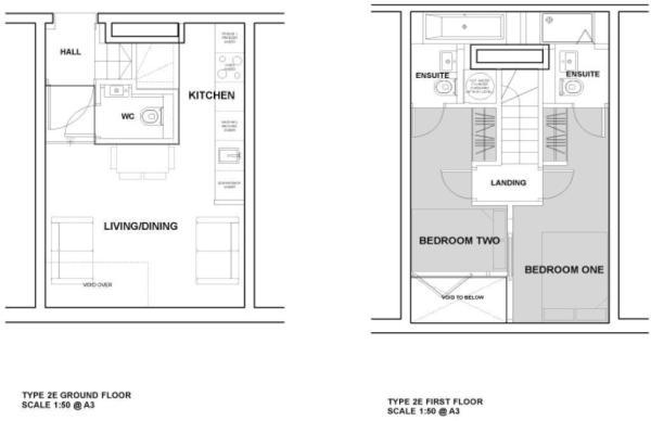 Apartment Type 2E