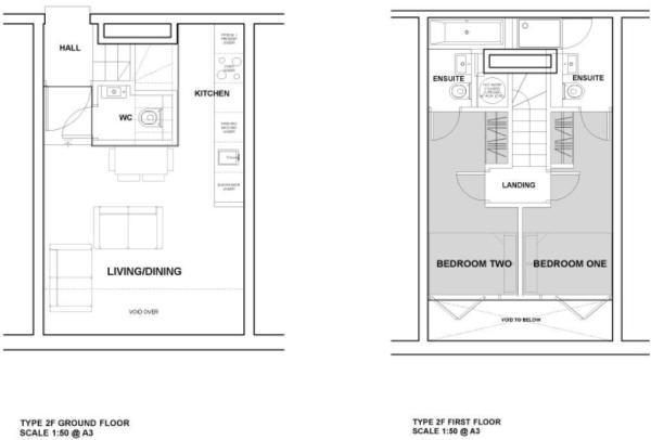 Apartment Type 2F