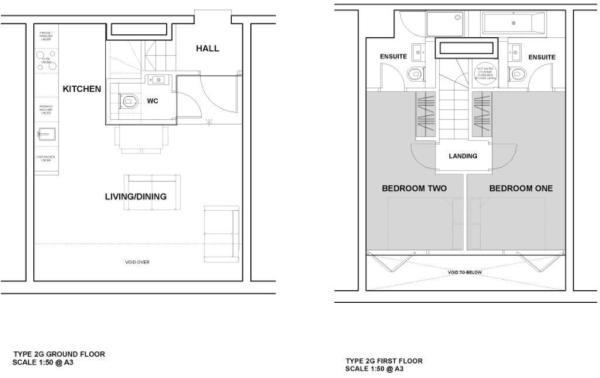 Apartment Type 2G