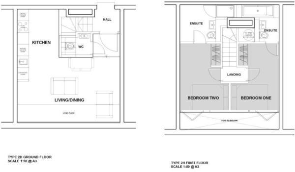 Apartment Type 2H