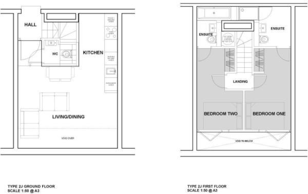 Apartment Type 2J