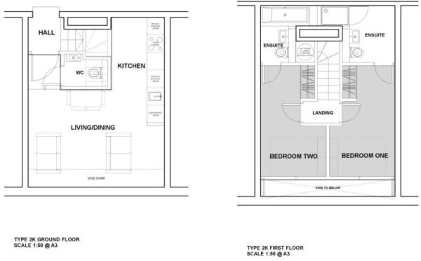 Apartment Type 2K