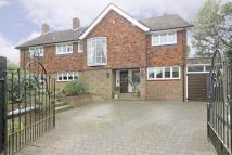 Detached house for sale in The Avenue, Radlett...