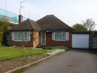 1 bed Detached Bungalow in Goodyers Avenue, Radlett...