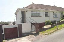 Semi-Detached Bungalow for sale in Greenway Close, Torquay...
