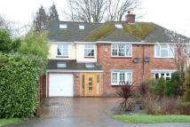 semi detached home in Rouncil Lane, Kenilworth...