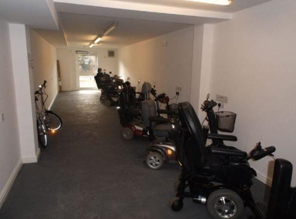 Mobility scoot...