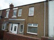 Terraced house in Ridley Terrace, Cambois...