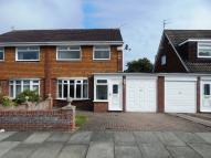 3 bed semi detached home in Dunlin Drive, blyth