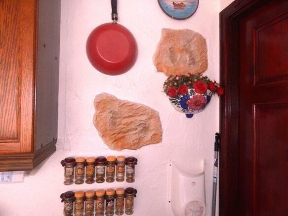 kitchen wall f...