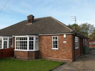 Pelham Road Semi-Detached Bungalow for sale