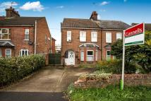 semi detached house in Houghton Road, DUNSTABLE