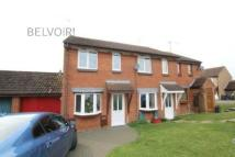 1 bed semi detached property to rent in Sandpiper Close...