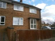 1 bedroom End of Terrace property to rent in Constable Road, Corby