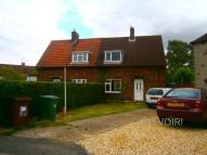 2 bed semi detached home to rent in Upperfield Grove, Corby