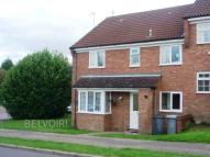 2 bedroom semi detached house to rent in Brambleside, Kettering
