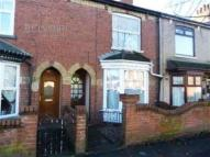 Terraced house to rent in Irthlingborough Road...