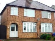 semi detached house in Breakleys Road...