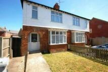 semi detached property in Rushton Road, Desborough