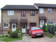 Terraced home in Richmond Ave, Northants...